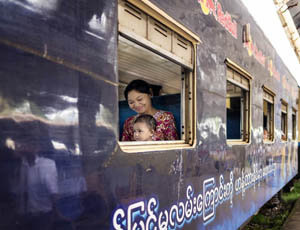 Burma - Following in the footsteps of Ma Khin