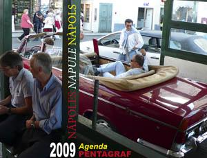 AGENDA 2009 PENTAGRAF - CADA ANY DEDICADA A UNA CIUTAT