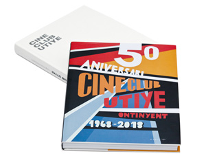 LLIBRE 50É ANIVERSARI DEL CINECLUB UTIYE