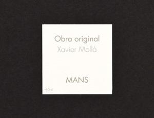 MANS - CARPETA OBRA ORIGINAL